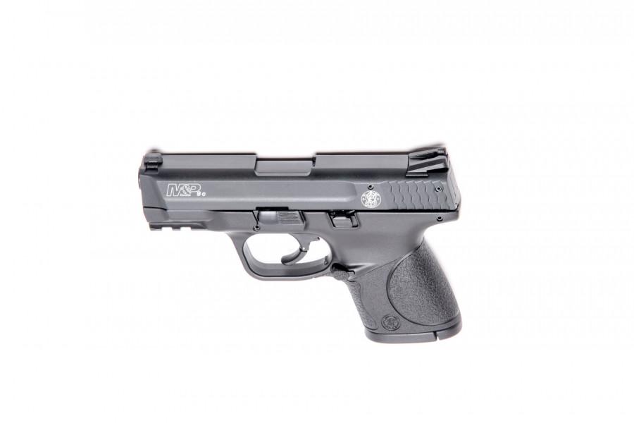 Smith&Wesson Gaspistole M&P9C 9mmPAK