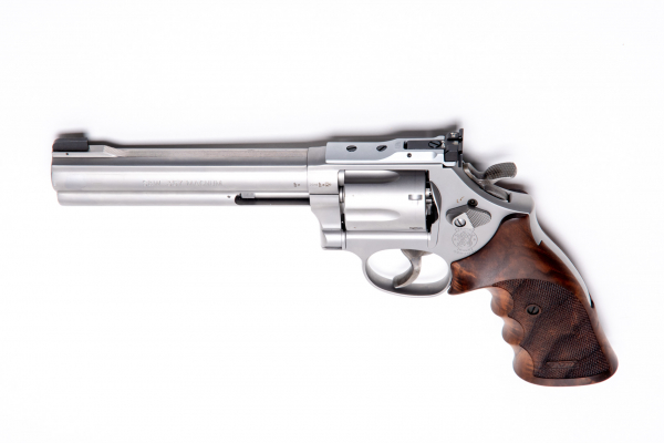 Revolver Smith & Wesson 686 6 Zoll Target Champion
