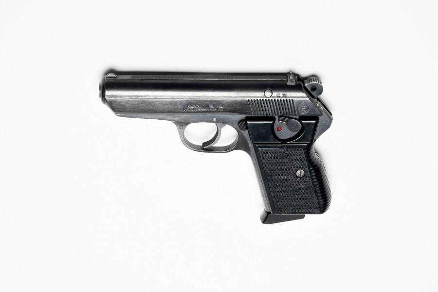 Pistole CZ Vzor