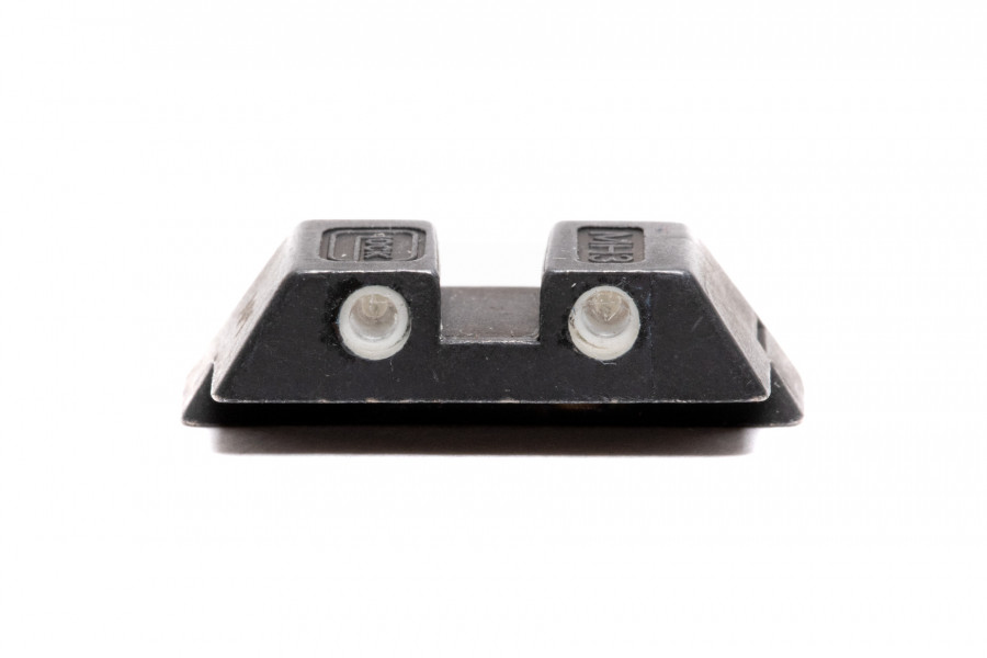 Kimme Glock Stahl selbstleuchtend 6,5mm