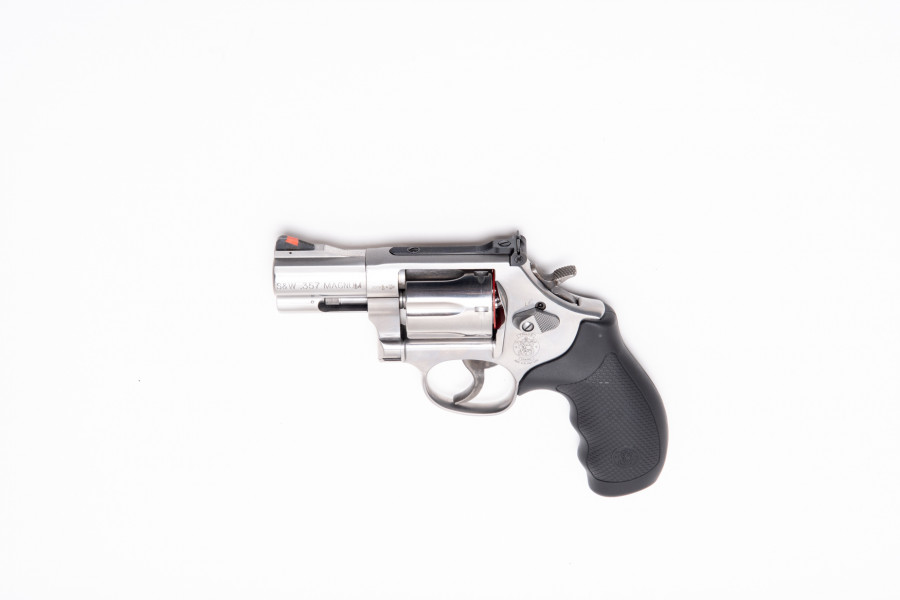 Revolver Smith & Wesson 686 2,5 Zoll PLUS sts