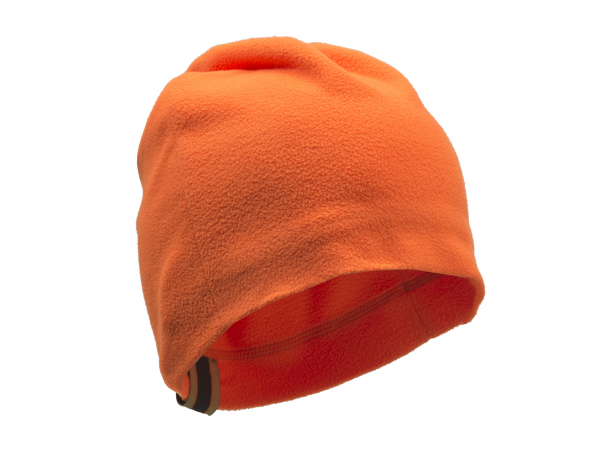 Beretta Beanie Blaze Orange Fleece
