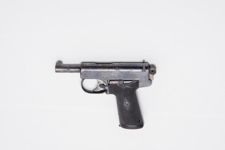 Pistole Webley & Scott 1905