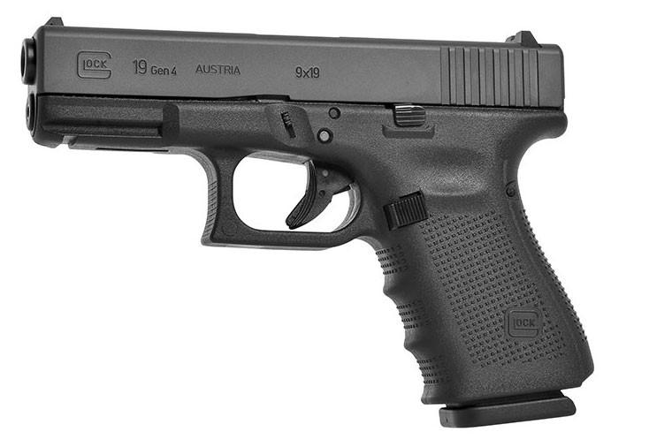 Pistole Glock 19 Generation 4