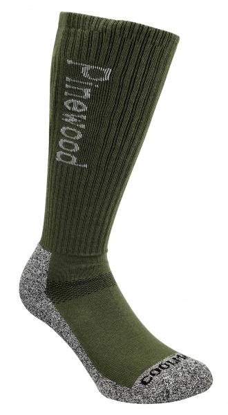 Pinewood Coolmax Socken Lang/ Doppelpack