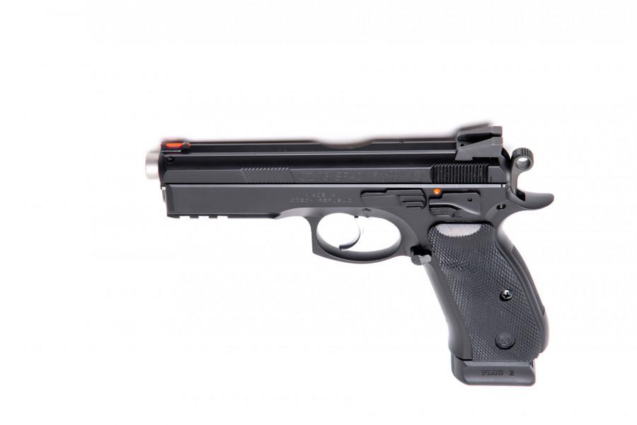 Pistole CZ 75 SP01 Shadow