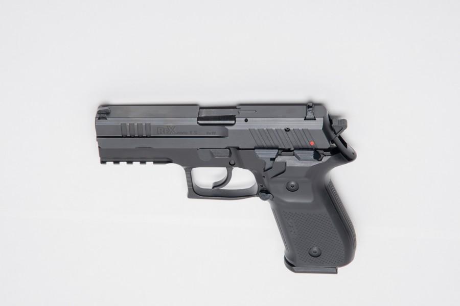 Pistole REX zero 1 S