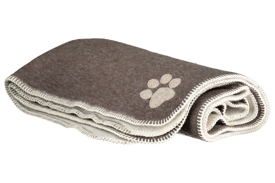Jagaloden Hundedecke Schurwolle