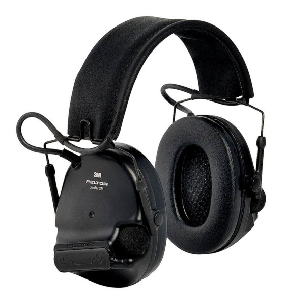 Peltor ComTac XPI in schwarz
