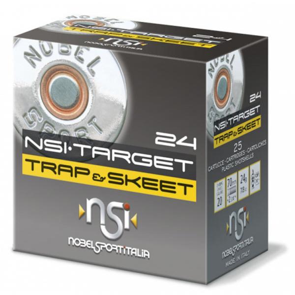 Schrotpatronen NSI Target Trap 20/70