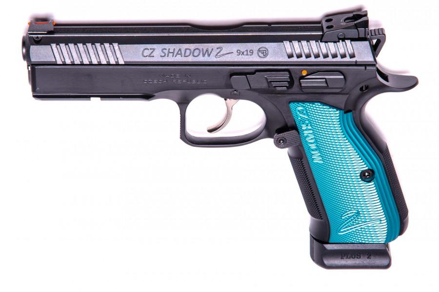 Pistole CZ Shadow 2 BLUE GRIP