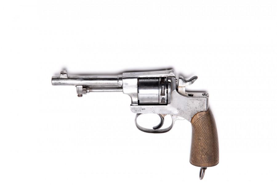 Revolver Rast & Gasser