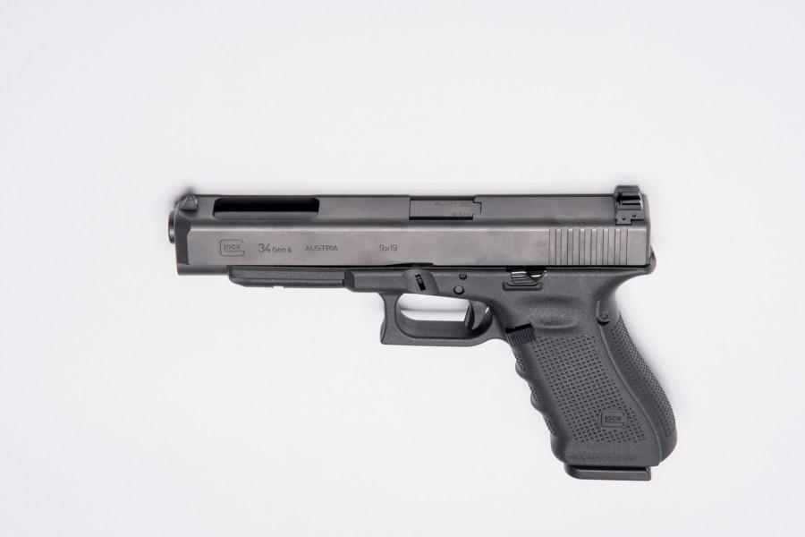 Pistole Glock 34 Gen 4 IPSC