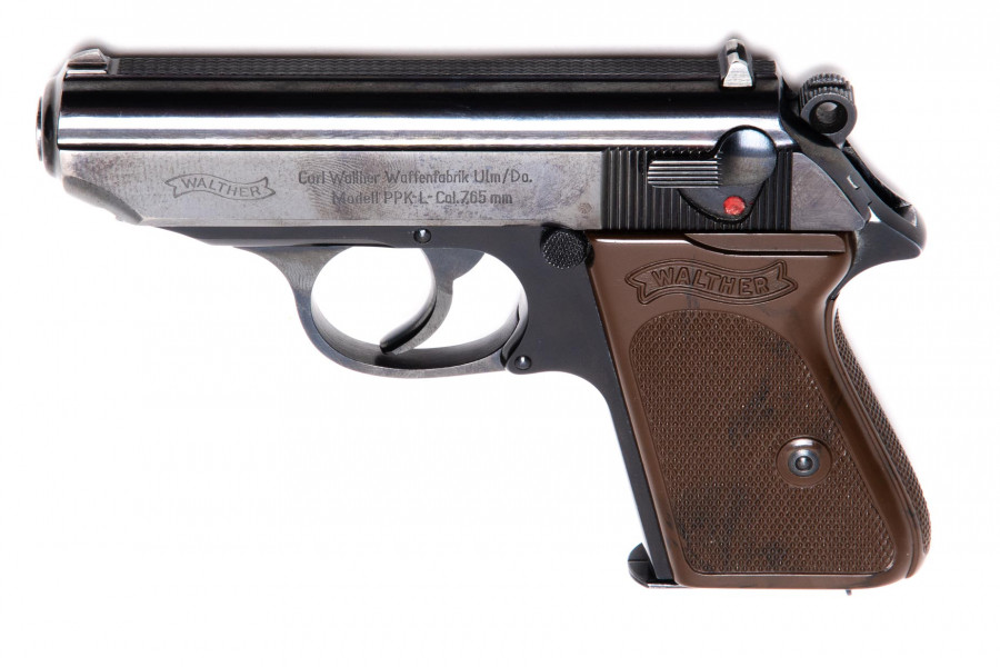 Pistole Walther PPK Ulm