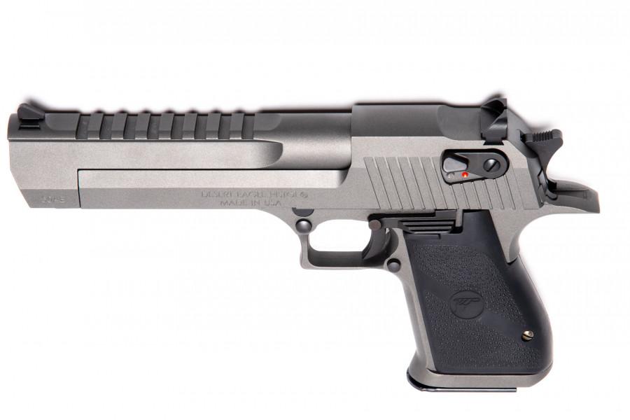 Pistole Desert Eagle XIX 6 Zoll Tungsten Cerakote 50 AE