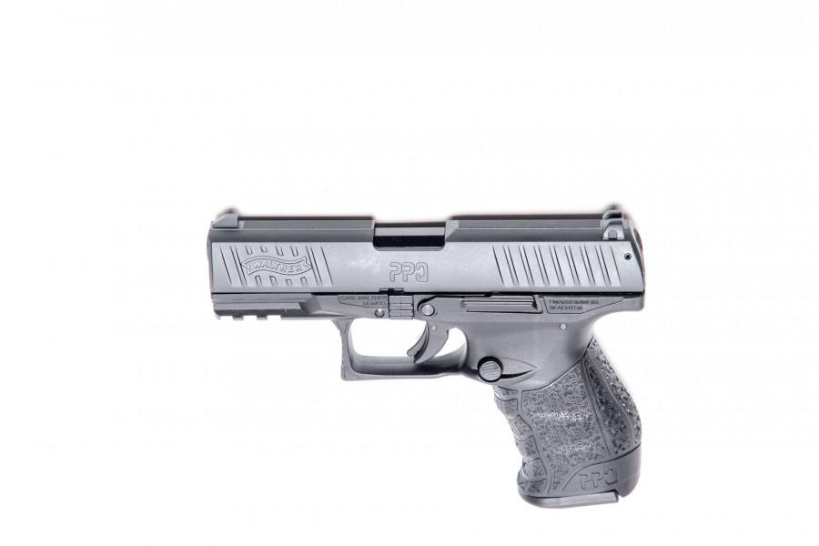 Walther Gaspistole PPQ M2 brüniert 9mm PAK
