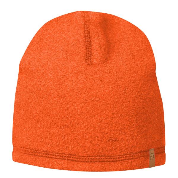 Fjäll Räven Lappland Fleecehaube Safety Orange