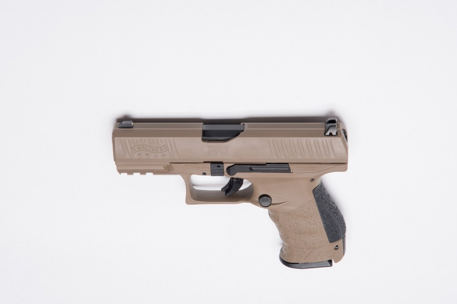Pistole Walther PPQ M2 FDE 4 Zoll