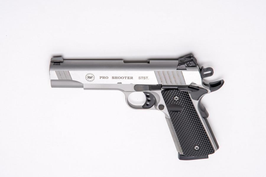"""Pistole RBF Pro Shooter MK V 5"""""""