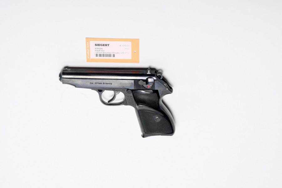 Pistole Vzor