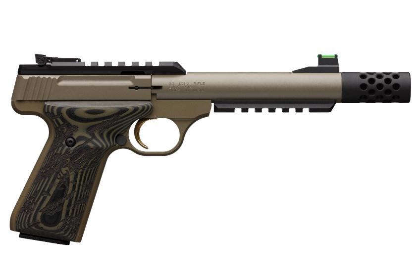 FN Buckmark Plus Cerakote Elite