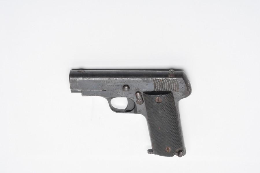 Pistole Gaztanaga-Eibar Destroyer gebraucht