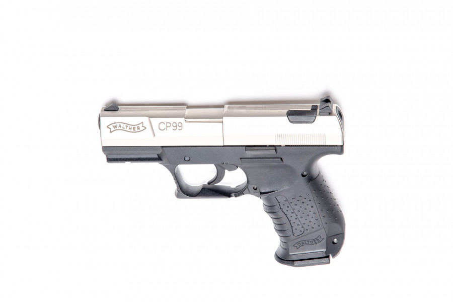 Walther CO² Pistole CP99 bicolor 4,5mm