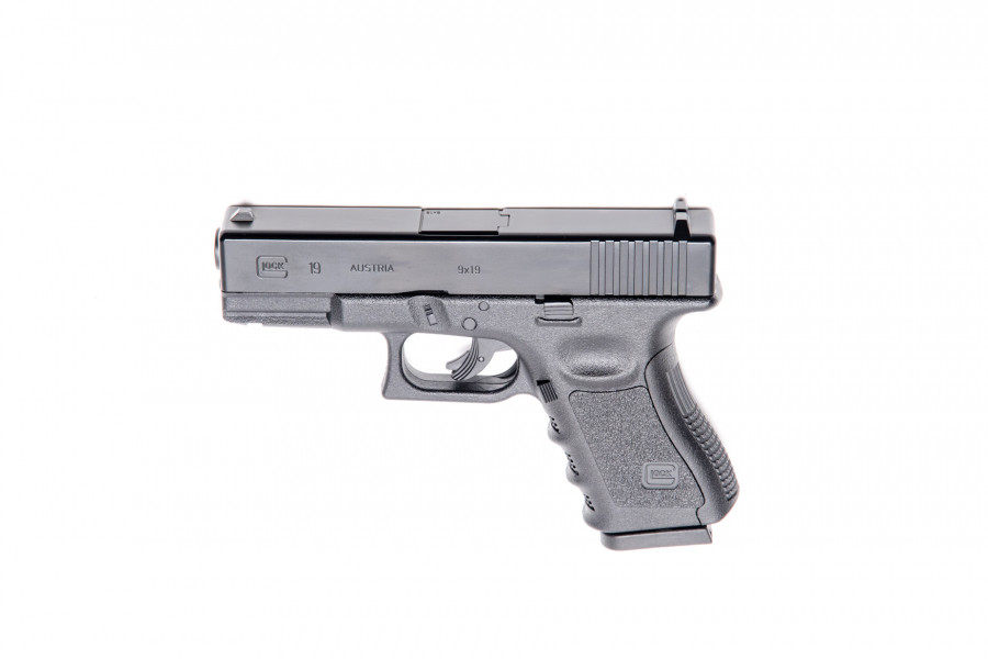 Glock CO² Pistole 19 Gen3 4,5mmBB