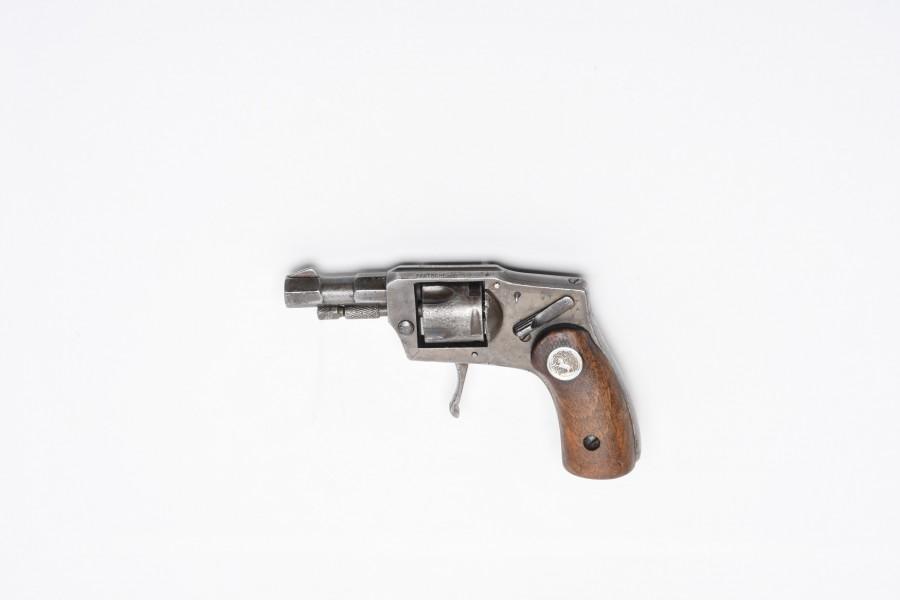 Revolver Arminius Radfahrerrevolver