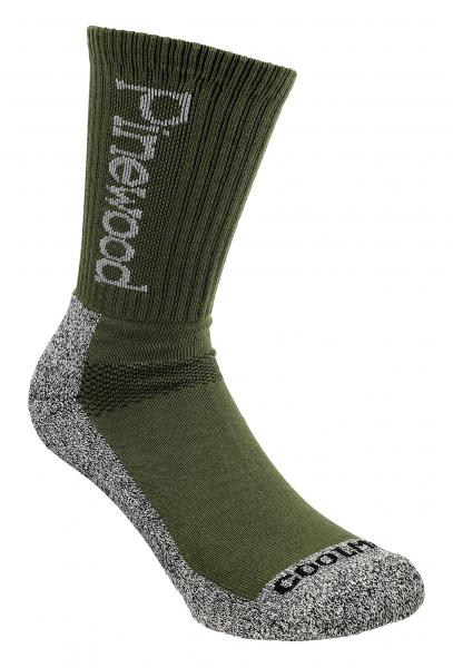 Pinewood Coolmax Socken / Doppelpack