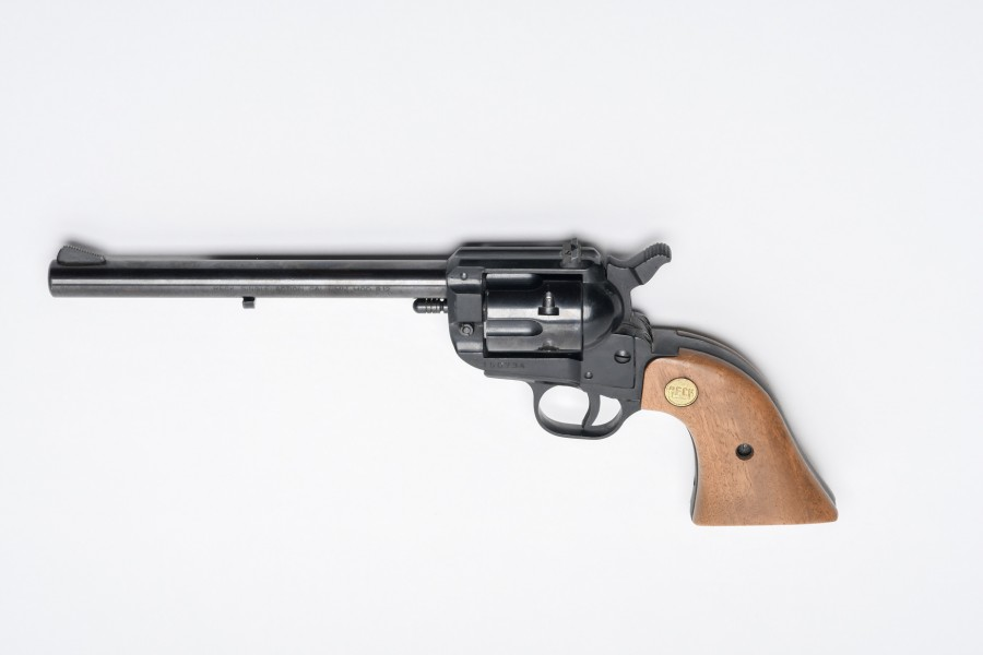 Revolver Reck Western