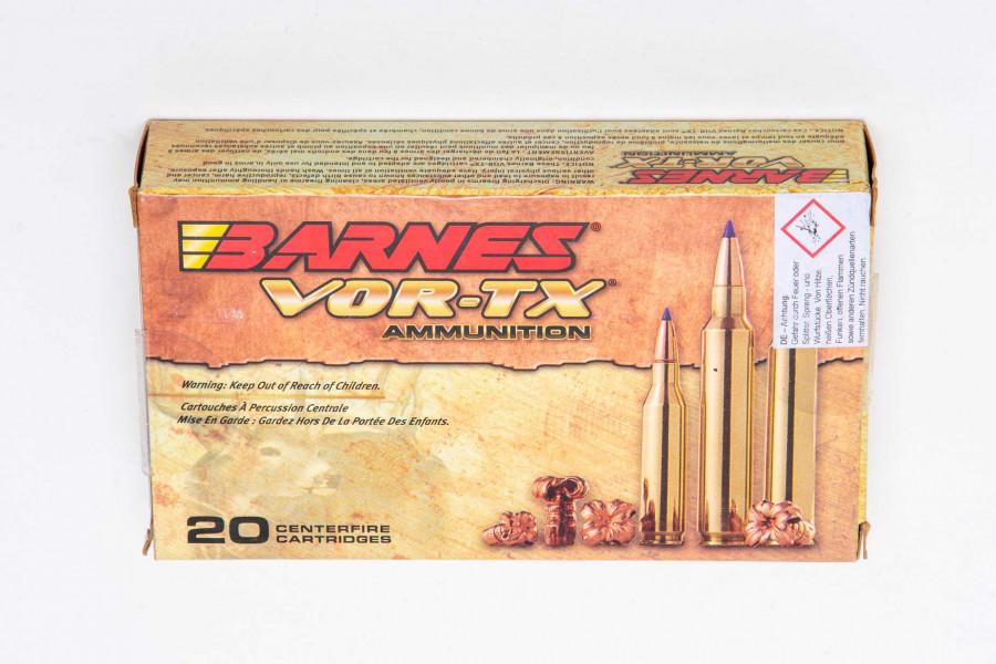 Büchsenpatronen Barnes 300 Win. Mag. VorTX