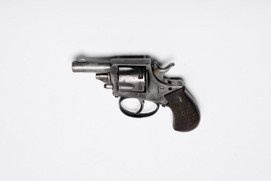 Revolver Marke Ubekannt Mod. Unbekannt