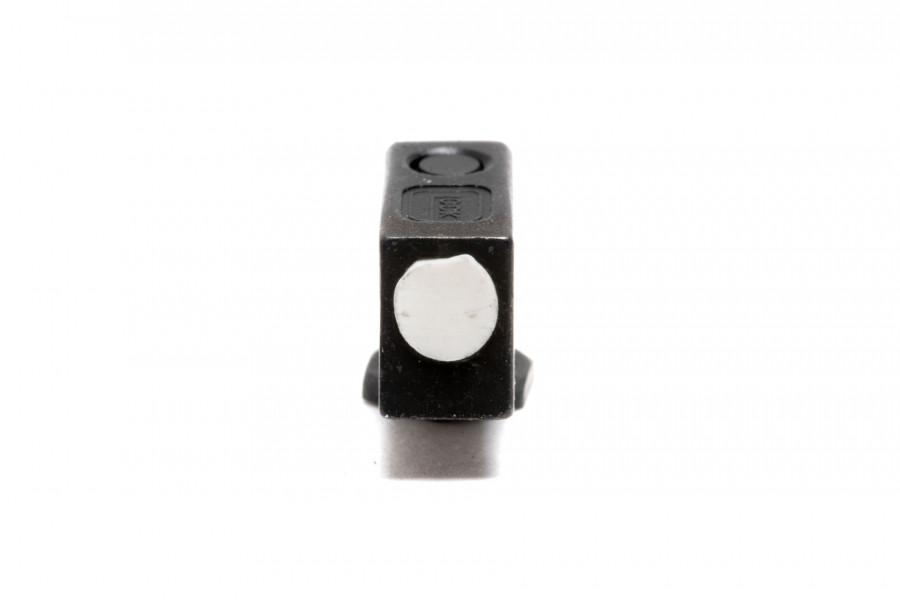 Korn Glock schraubbar Stahl 4,9mm