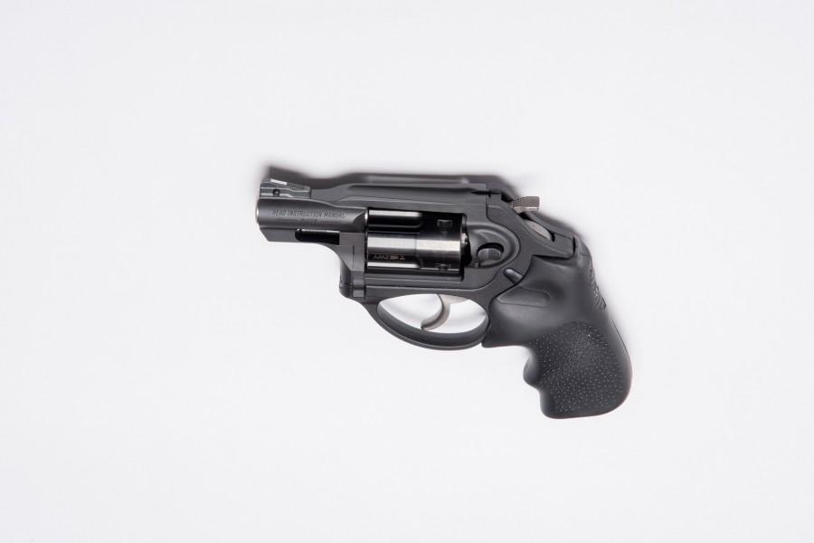 Revolver Ruger LCRX 1,87 Zoll brüniert