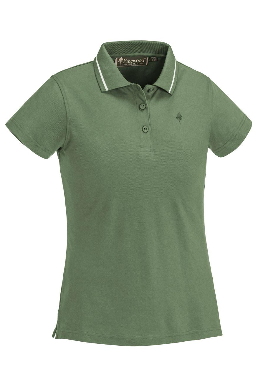 Pinewood Damen Polo-Shirt Outdoor Life