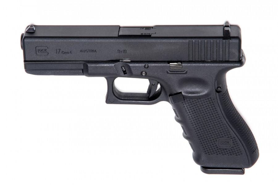 Airsoftpistole Glock CO² 17 Gen.4 1J 6mm BlowBack