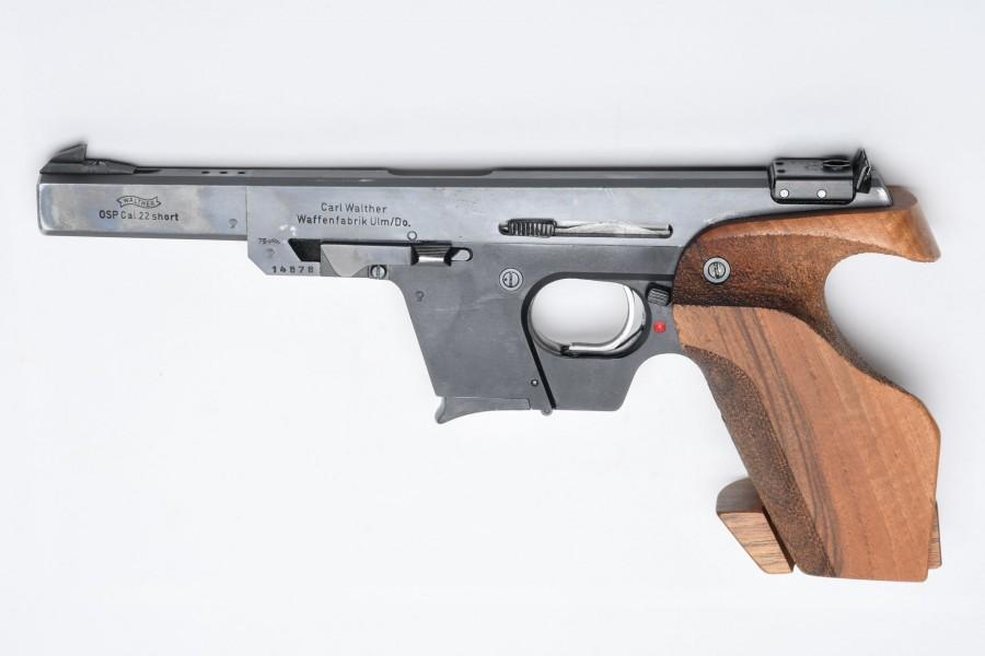 Pistole Walther OSP gebraucht