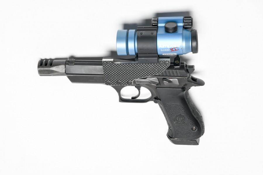 Pistole IMI Jericho