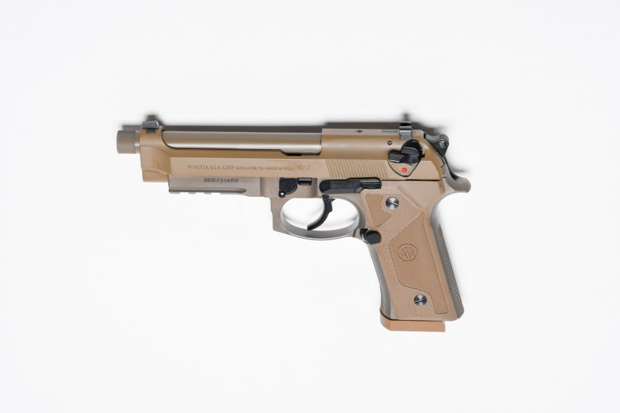 Pistole Beretta M9 A3 FDE