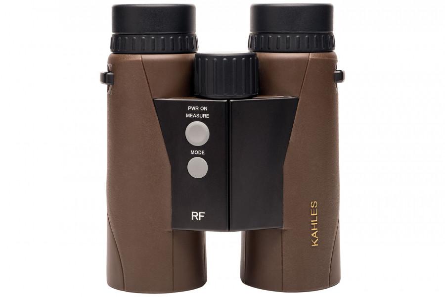 Fernglas Kahles Helia RF 8x42 braun mit Entfernungsmesser