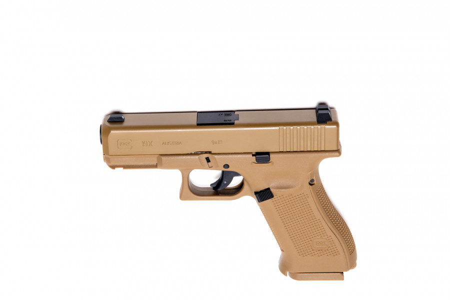 Glock CO² Pistole 19 X 4,5mm BB