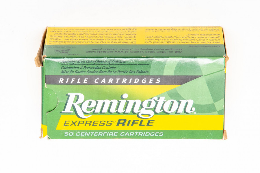Büchsenpatronen Remington 30 Carbine TMR