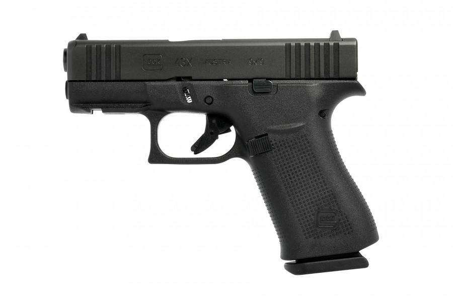 Pistole Glock 43 X RAIL SLIM