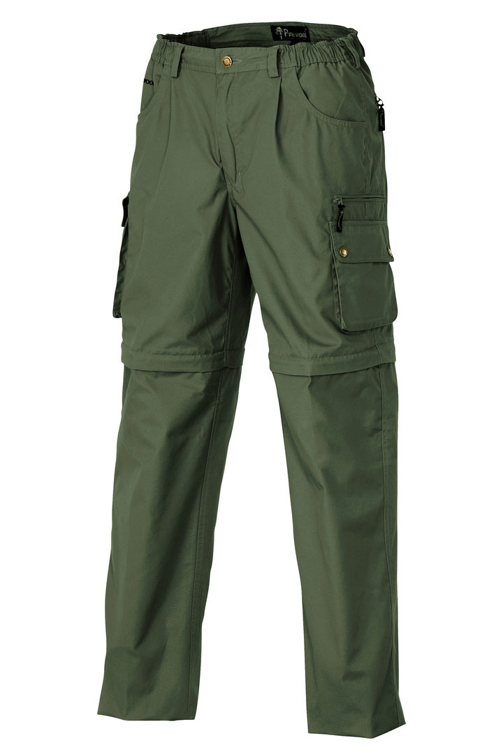 Pinewood Hose Zip-Off Wildmark/Sahara
