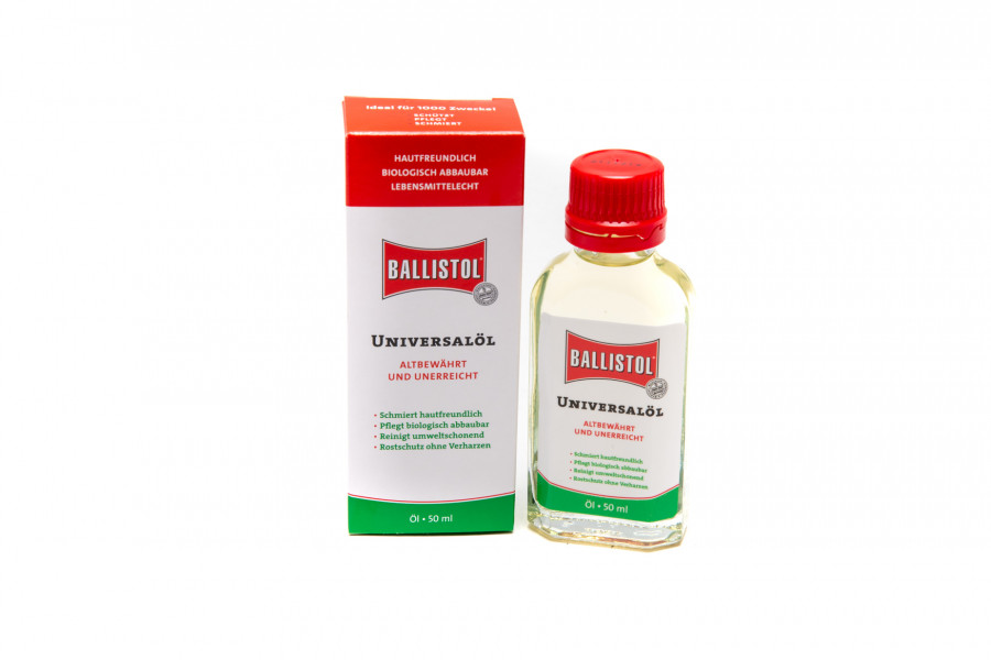 Ballistol Waffenöl / Flasche 50ml