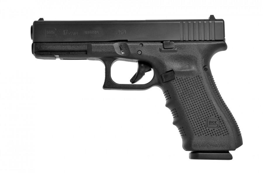 Pistole Glock 17 Generation 4