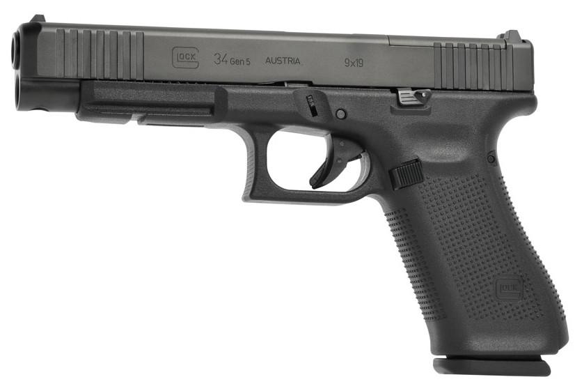 Pistole Glock 34 Generation 5 MOS