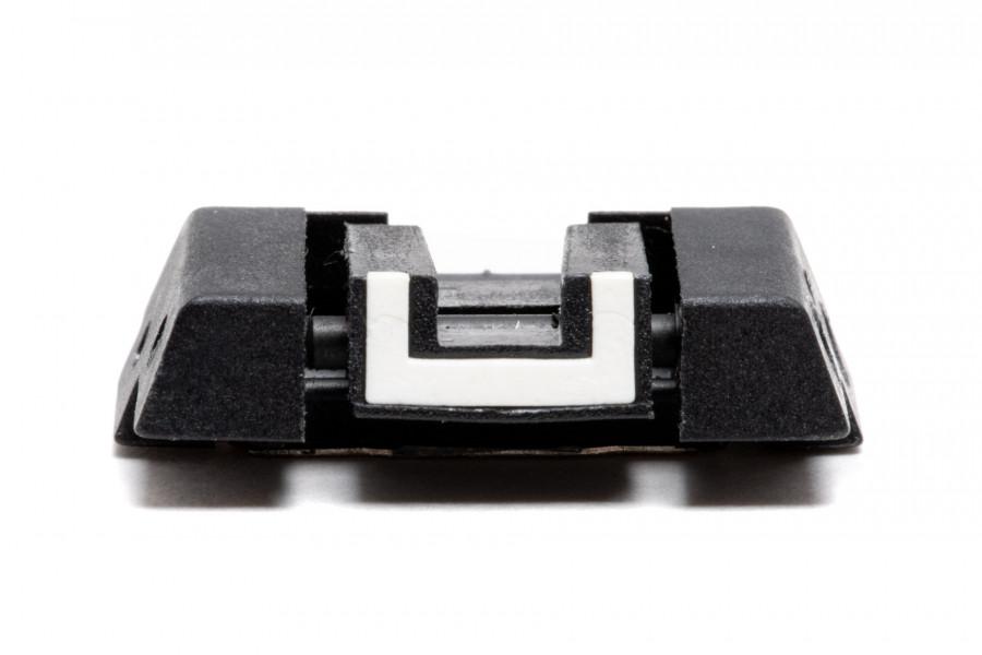 Kimme Glock verstellbar Kunststoff