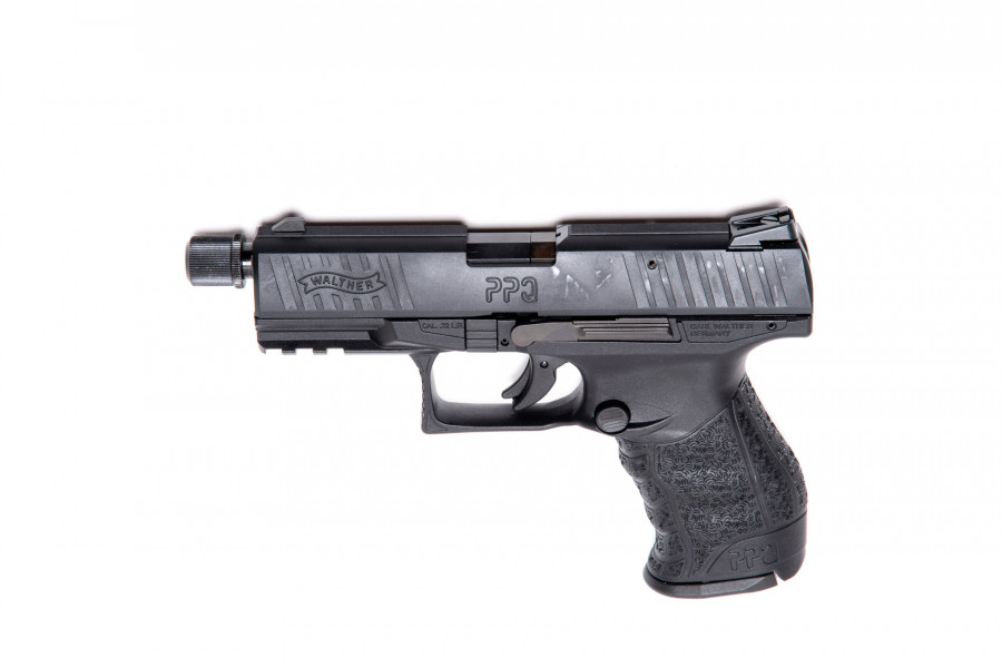 Pistole Walther PPQ M2 Tactical 4,6 Zoll